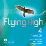 Flying High 4 Class Audio CD