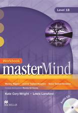 masterMind 1 Workbook and CD Split Edition B
