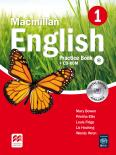 Macmillan English 1 Practice Book Pack