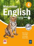 Macmillan English 4 Practice Book Pack