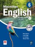 Macmillan English 6 Practice Book Pack
