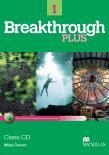 Breakthrough Plus Level 1 Class Audio CD