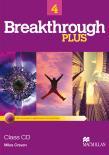 Breakthrough Plus Level 4 Class Audio CD