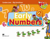Hats On Top 2 Early Numbers Book