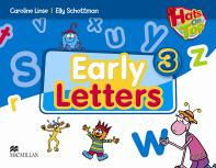 Hats On Top 3 Early Letters Book