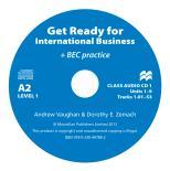 Get Ready For International Business 1 Class Audio CD - BEC