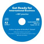 Get Ready For International Business 1 Class Audio CD - BEC