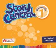 Story Central Level 1 Class Audio CDs