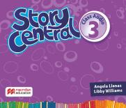 Story Central Level 3 Class Audio CDs