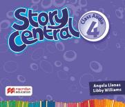 Story Central Level 4 Class Audio CDs