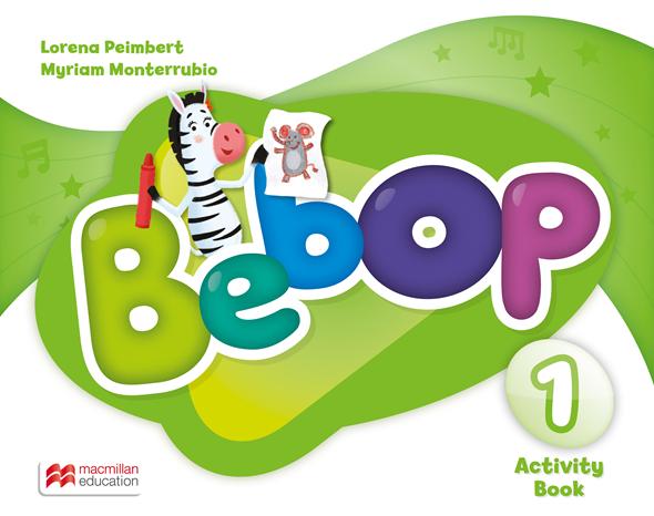 Bebop Level 1 Activity Book