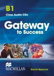 Gateway to Success B1 Class Audio CD