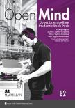 Open Mind Upper Intermediate Student