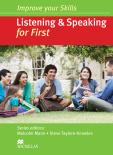 Improve your Skills: Listening & Speaking for First Student