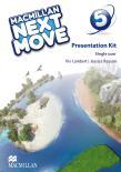 Macmillan Next Move Level 5 Presentation Kit