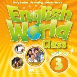 English World Class Level 3 Audio CD
