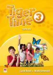 Tiger Time Level 3 Flashcards