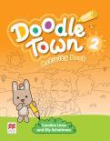 Doodle Town Level 2 Activity Book