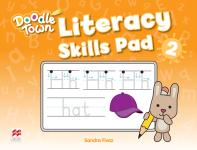 Doodle Town Level 2 Literacy Skills Pad