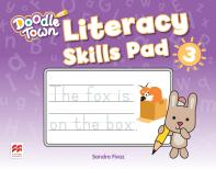 Doodle Town Level 3 Literacy Skills Pad