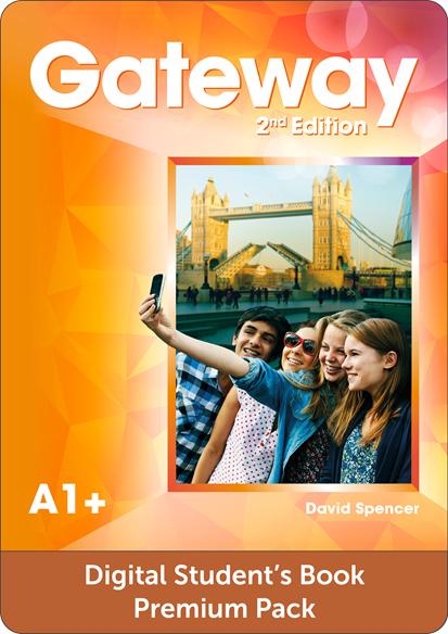 Gateway 2nd Edition A1+ Digital Student