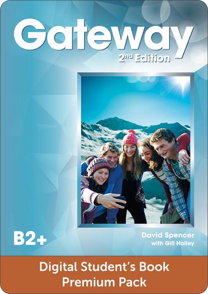 Gateway 2nd Edition B2+ Digital Student