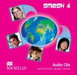 Smash 4 Class Audio CD International x2