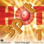 Hot Spot 1 Class Audio CDs