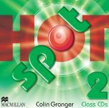 Hot Spot 2 Class Audio CDs
