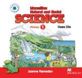Macmillan Natural and Social Science 1 Class CD
