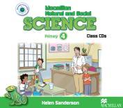 Macmillan Natural and Social Science 4 Class Audio CDS