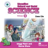 Macmillan Natural and Social Science 5 Class Audio CDS