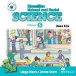 Macmillan Natural and Social Science 6 Class Audio CDS
