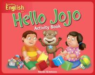 Hello JoJo Activity Book 1