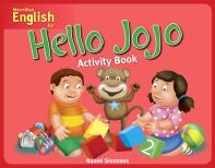 Hello JoJo Activity Book 2