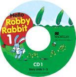 Hello Robby Rabbit 1 Class Audio CD