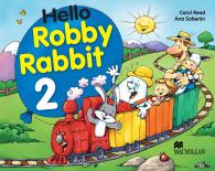 Hello Robby Rabbit 2 Pupil