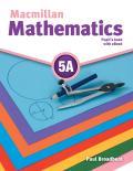 Macmillan Mathematics Level 5A Pupil