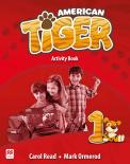 American Tiger Level 1 Activity Book