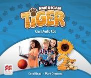 American Tiger Level 2 Audio CD