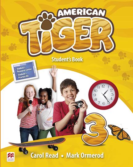 American Tiger Level 3 Student