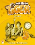 American Tiger Level 3 Activity Book