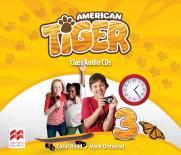 American Tiger Level 3 Audio CD