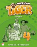 American Tiger Level 4 Activity Book