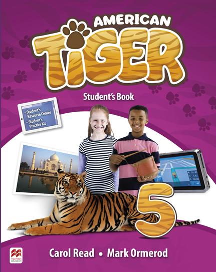 American Tiger Level 5 Student