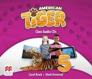 American Tiger Level 5 Audio CD