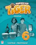 American Tiger Level 6 Activity Book