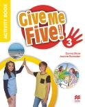 Give Me Five! Level 2 Activity Book