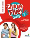 Give Me Five! Level 1 Teacher