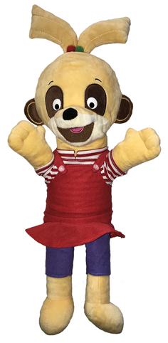 Mimi's Wheel Puppet